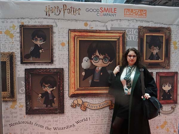 Art for Harry's sake.