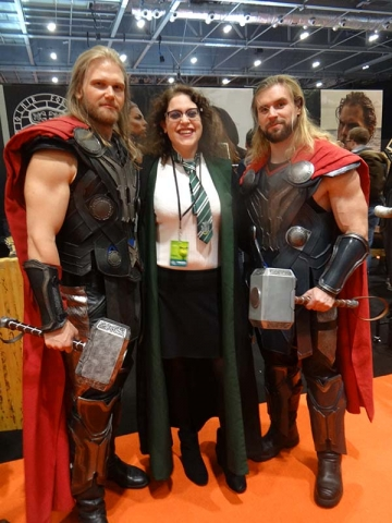 Two Thors are better than one?