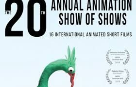2018AnimationShows