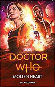 Doctor Who: Molten Heart by Una McCormack (book review).