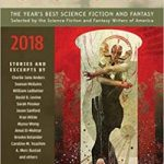 Nebula Awards Showcase 2018 edited by Jane Yolen (book review).