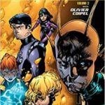 The Legion Volume 2 by Dan Abnett, Andy Lanning and Oliver Coipel (graphic novel review).
