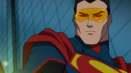 The Death of Superman and Reign of the Supermen double bill.