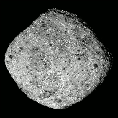 NASA's newly landed OSIRIS-REx probe discovers water on asteroid.
