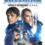 Valerian And The City Of A Thousand Planets (2017) (DVD film review).