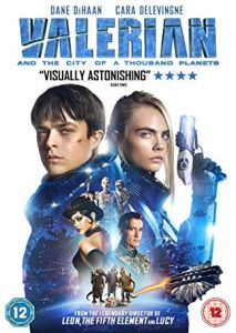 Valerian and the City of a Thousand Planets: movie retrospective (video).