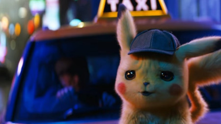 Pokemon Detective Pikachu (trailer: live action Pokemon film).