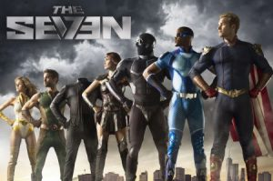 The Boys: season 2 of Amazon's superhero TV series (trailer with S2 peek).