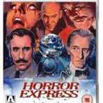 Horror Express (1972) (Blu-ray film review).