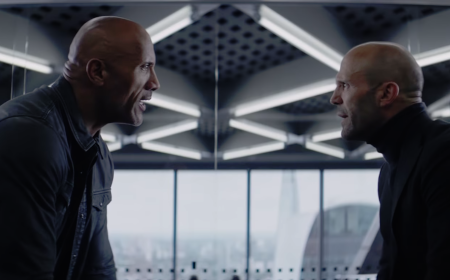 Hobbs & Shaw (action movie trailer).