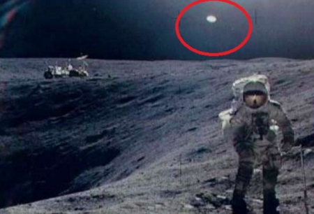 What astronauts really saw on the Moon.