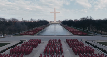 The Handmaid's Tale (Season 3 trailer).