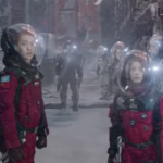 Wandering Earth: Liu Cixin inspires China's first major scifi movie.