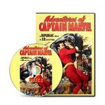 Adventures Of Captain Marvel (1941) (DVD film serial review).