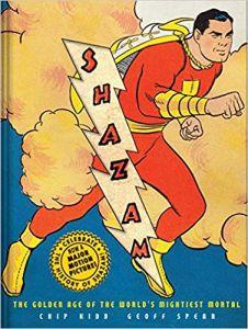 Shazam-cover