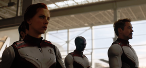 Avengers: Endgame ('whatever it takes!': trailer).