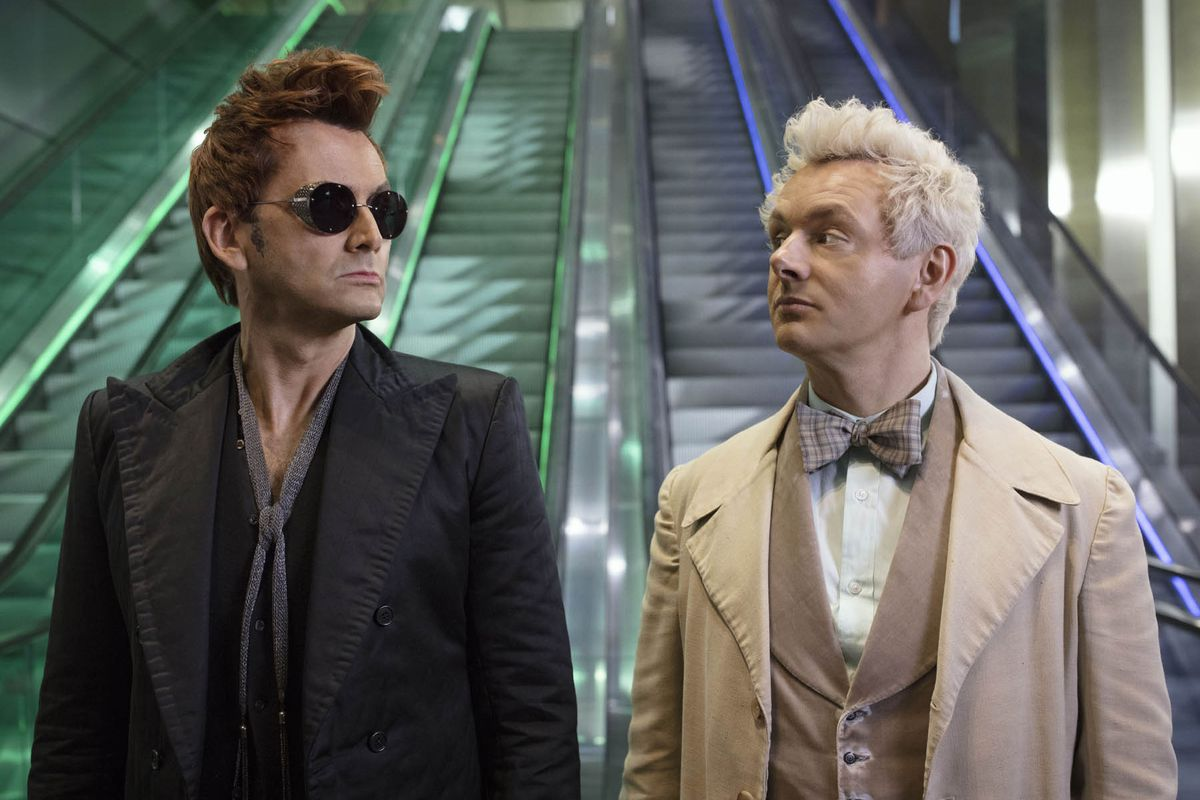Good Omens (TV series: 2nd trailer).