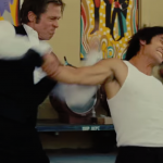 Once Upon a Time in Hollywood (trailer of new Quentin Tarantino movie).