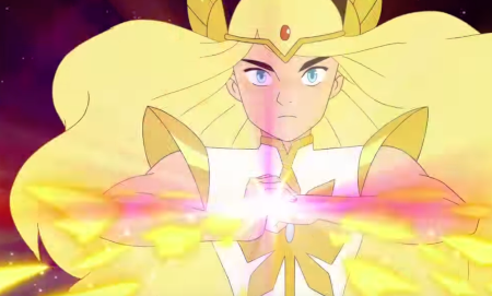 She-Ra and the Princesses of Power (trailer).