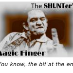 The SHUNT'ers magic finger,