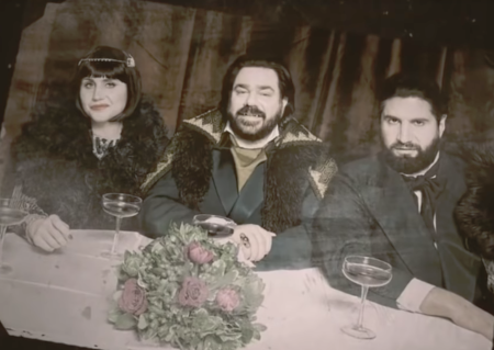 What We Do in the Shadows (comedy horror TV series) (trailer).