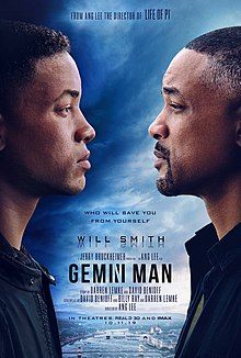 Gemini Man (scifi movie trailer).