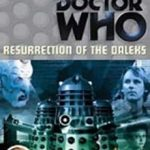 Doctor Who: Resurrection Of The Daleks by Eric Saward (DVD review).