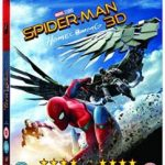 Spider-Man: Homecoming (2017) (Blu-ray film review).