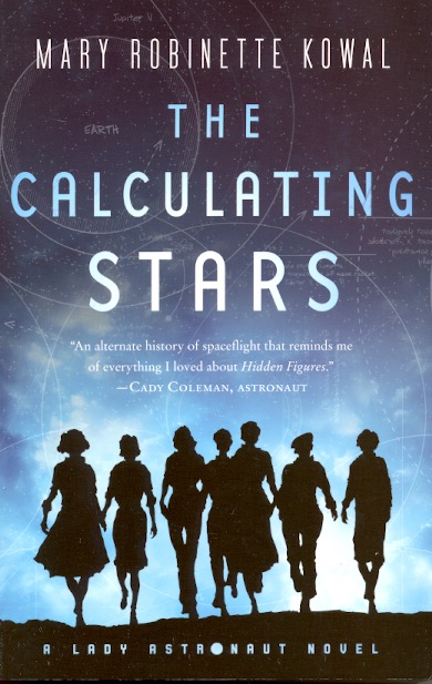 Mary Robinette Kowal's The Calculating Stars carries the Hugo Awards.