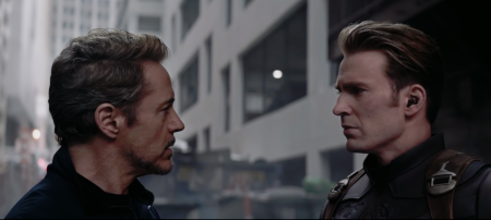 Avengers: Endgame (a little clip).