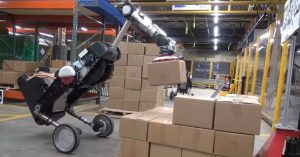 Bird-bot will conquer the world (first, they came for the warehouse workers).