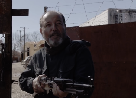 Fear the Walking Dead (season five trailer).