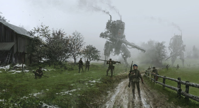 Iron Harvest steampunk/dieselpunk strategy game gets an American-themed expansion – Operation Eagle (game news).