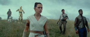 Star Wars: The Rise of Skywalker (last trailer: maybe, last ever film?)