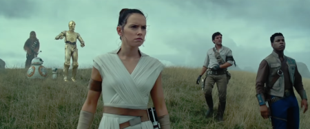 Star Wars: The Rise of Skywalker (TV trailer).