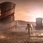 NASA's 3D-printed Moon/Mars base plans are in.