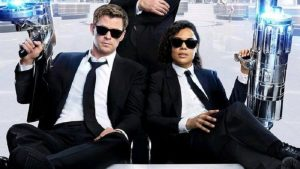 Men in Black International – two clips.