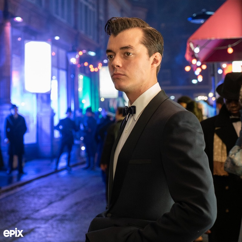 Pennyworth (second season trailer: Batman prequel of prequels).