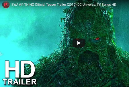 Swamp Thing (DC movie trailer).