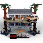 The good news? Lego's new Stranger Things kit. The Bad? It costs £179!