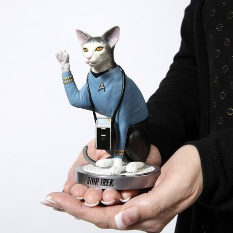 Logical Vulcan Puss