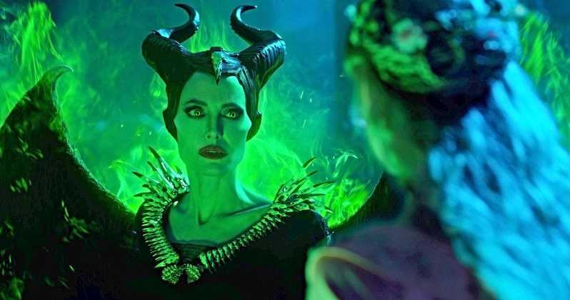 Maleficent 2: Mistress of Evil (fantasy movie: trailer).