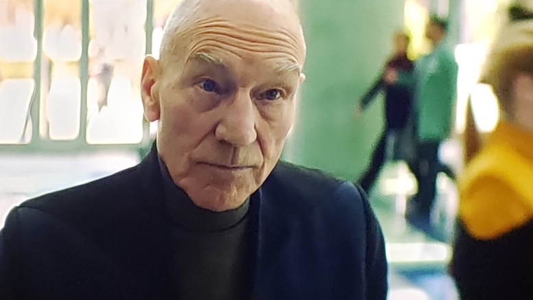 Star Trek Picard: Patrick Stewart interview