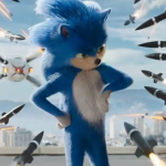 Sonic The Hedgehog (2019) (movie trailer).