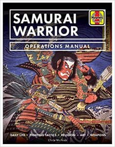 Samurai Warrior Operations Manual by Chris McNab (book review