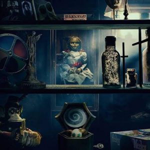 Annabelle Comes Home (horror trailer): because everyone likes having the s&^* scared out of them?