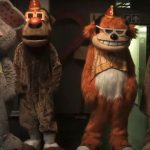 The Banana Splits (horror movie: trailer).