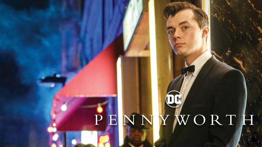 Pennyworth: season two (TV series trailer).