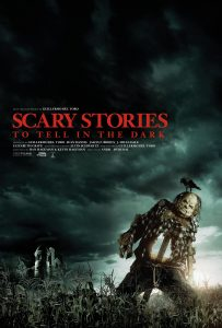 Scary Stories to Tell in the Dark: Jangly Man (horror flick: trailer).