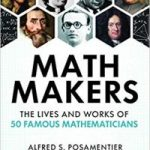 Math Makers: The Lives And Works Of 50 Famous Mathematicians by Alfred S. Posamentier and Christian Spreitzer (book review).